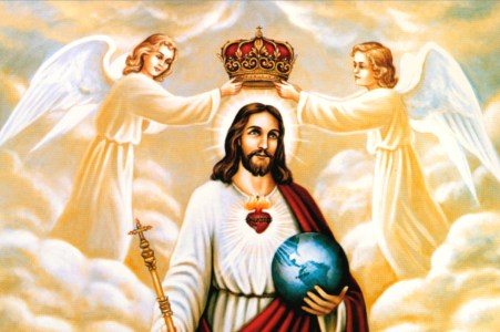 Sunday Mass Reflection for the Feast of Christ the King (November 24th, 2019)