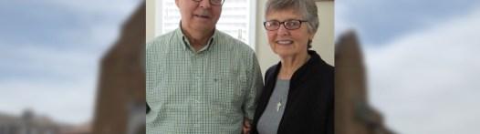 Know Your Fellow Parishioner: Ginny & Joe Sosnowsky