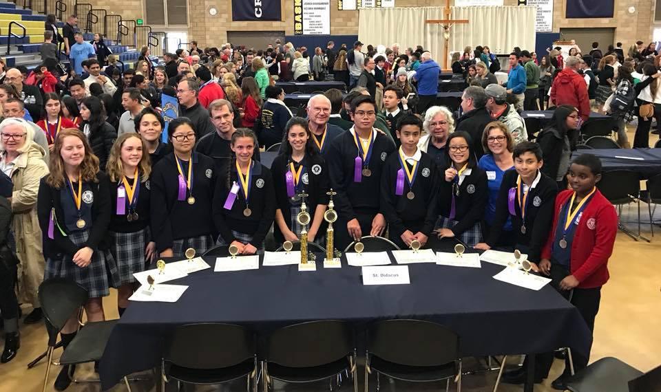 Academic Decathlon Participants