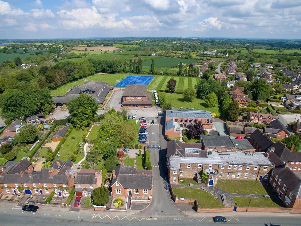 St Dominic's Grammar School in Brewood
