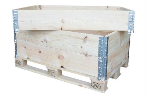 Nye pallerammer - også til ½ paller