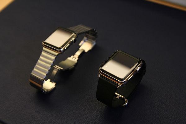 「試玩」Apple Watch & 全新 Macbook 動手玩 at 北京三里屯Apple Store