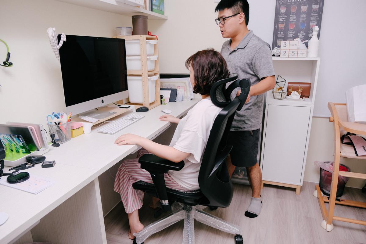 人體工學椅