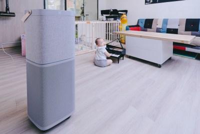 伊萊克斯PURE A9高效能抗菌空氣清淨機