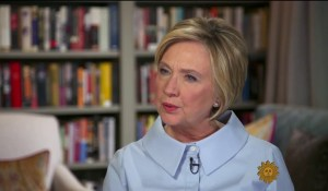 Hillary Clinton Is Getting Desperate; Explains Why She Shouldn't Be Investigated
