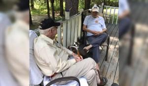 Touching Way This Vietnam War Veteran Honored His Fallen Friend