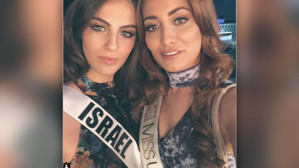 Former Miss Iraq Says Ilhan Omar Pushing Sharia Law on United States