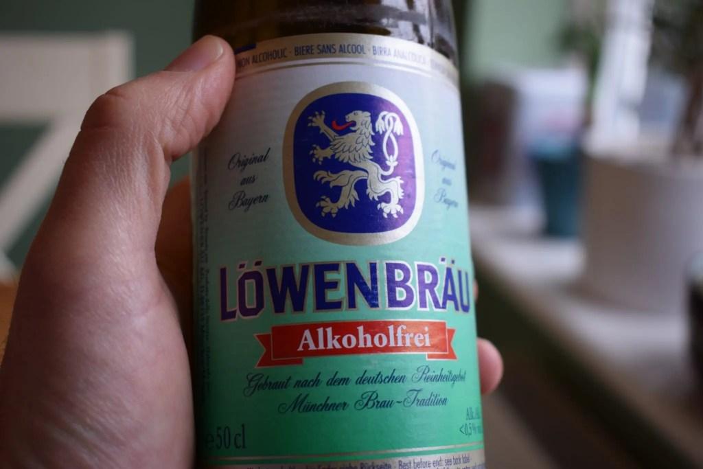 Label - Lowenbrau Alkohlfrei