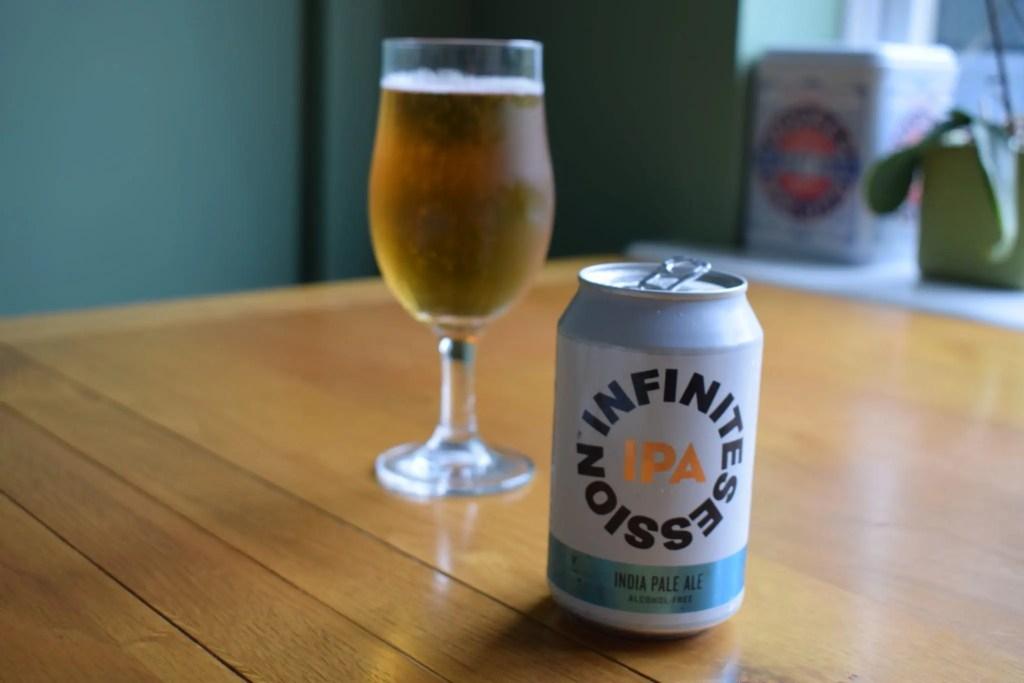 Infinite Session beer IPA