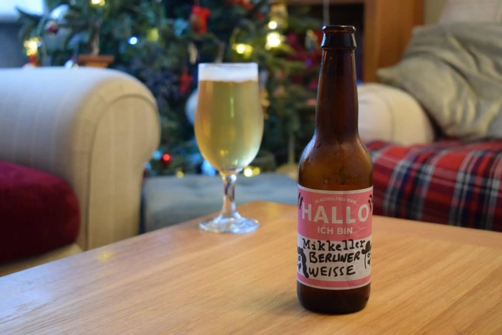Mikkeller Berliner Weisee alcohol-free - Hallo, Ich Bin