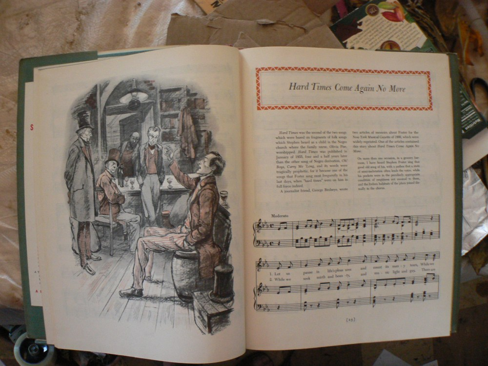 Stephen Foster and Hard Times: Born on the Fourth of July (4/4)