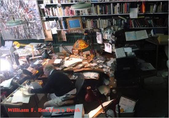 A Man and His Desk: Measurement of Genius? (2/5)