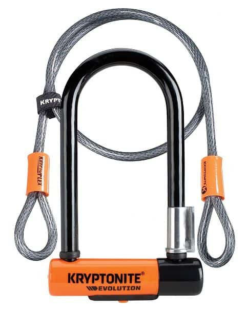 Kryptonite Evolution Mini 7 bike lock