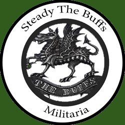 Steady The Buffs Militaria