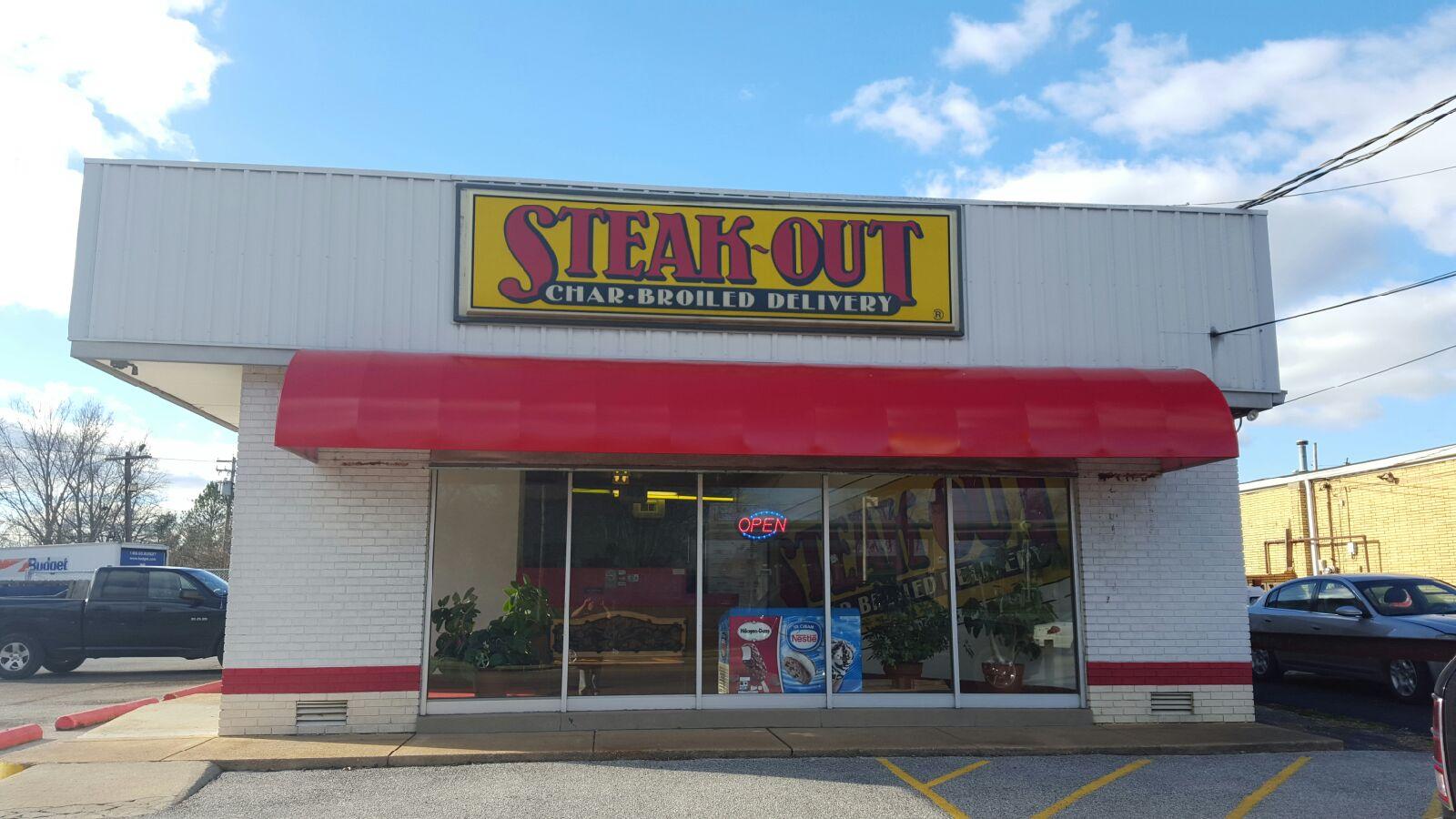 Steak Out Sioux Falls Menu