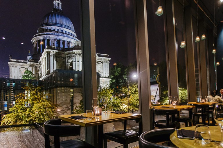 An image of Barbecoa St Paul's