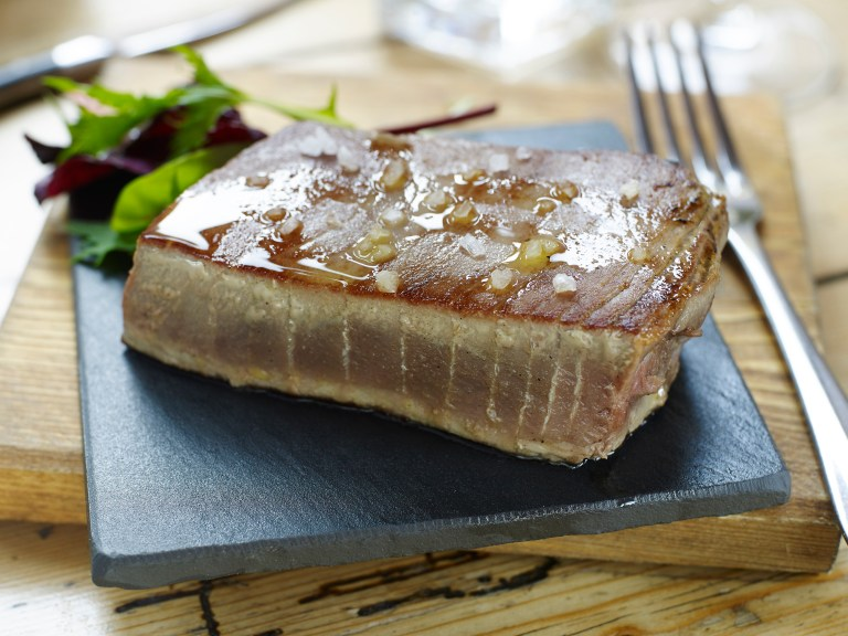 An image of Tuna Steak at Macellaio RC Exmouth Market