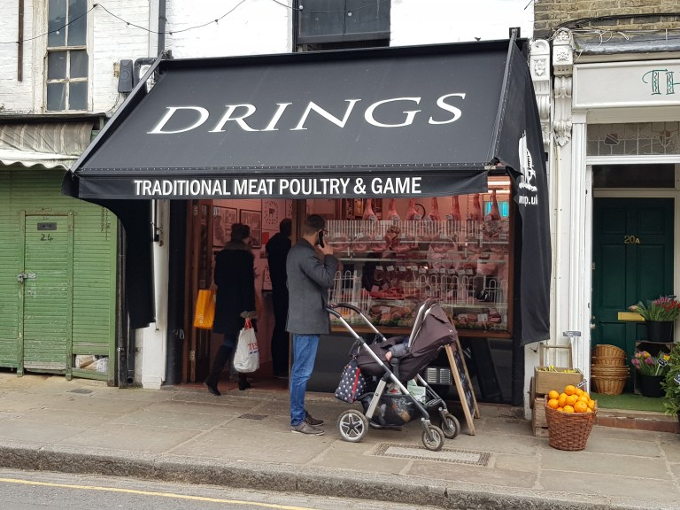 An image of Drings butchers
