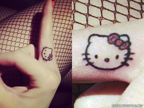 Tatuajes Y Significados Katy Perry Lovers