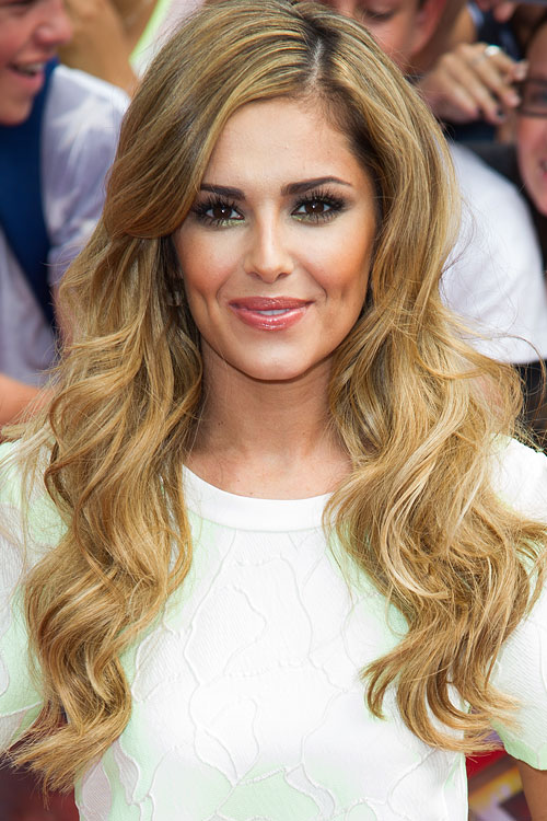 Cheryl Coles Hairstyles Amp Hair Colors Steal Her Style