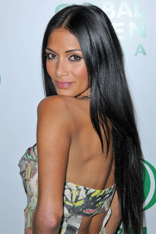 Nicole Scherzingers Hairstyles Amp Hair Colors Steal Her