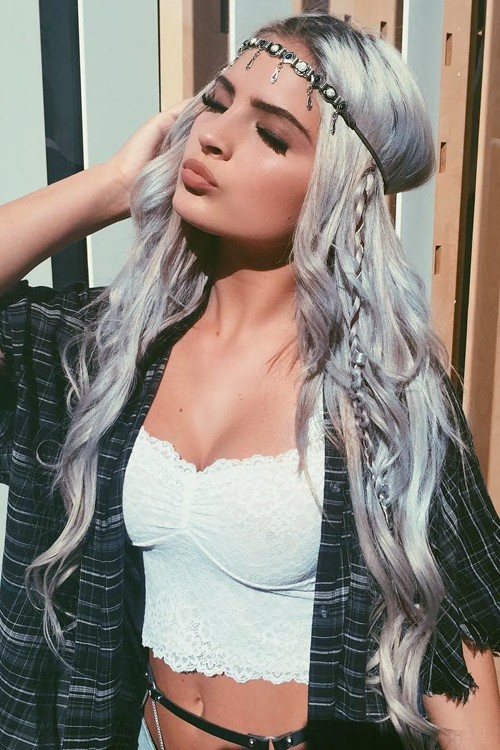 Carrington Durhams Hairstyles Amp Hair Colors Steal Her Style