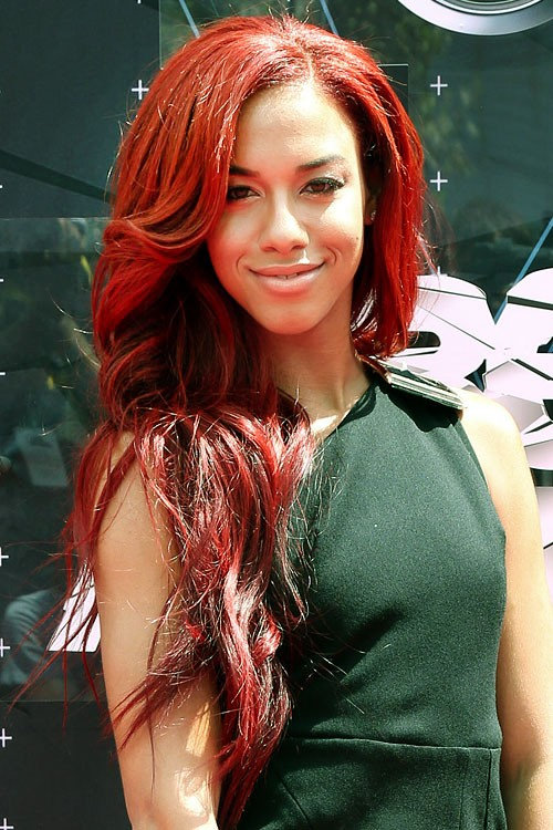 Celebrity Red Hairstyles Steal Her Style