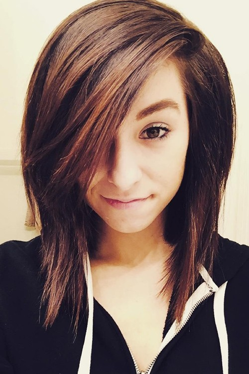 Christina Grimmies Hairstyles Amp Hair Colors Steal Her Style