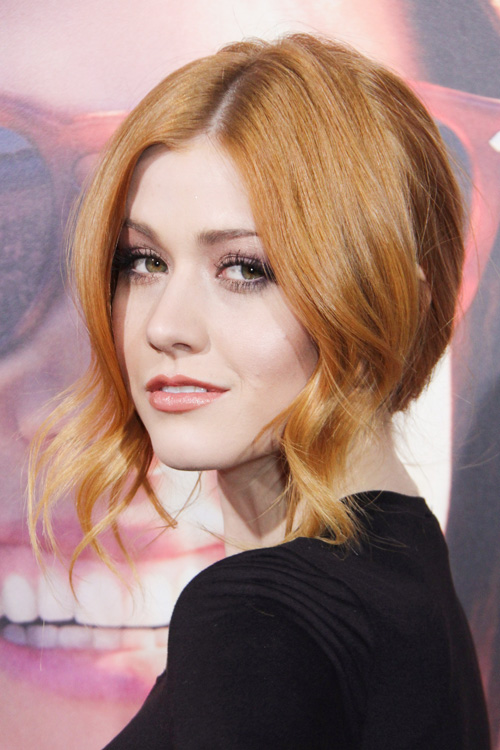 Katherine Mcnamara S Hairstyles Amp Hair Colors Steal Her