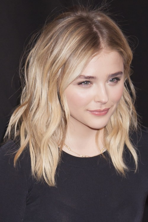 Chloe Moretzs Hairstyles Amp Hair Colors Steal Her Style