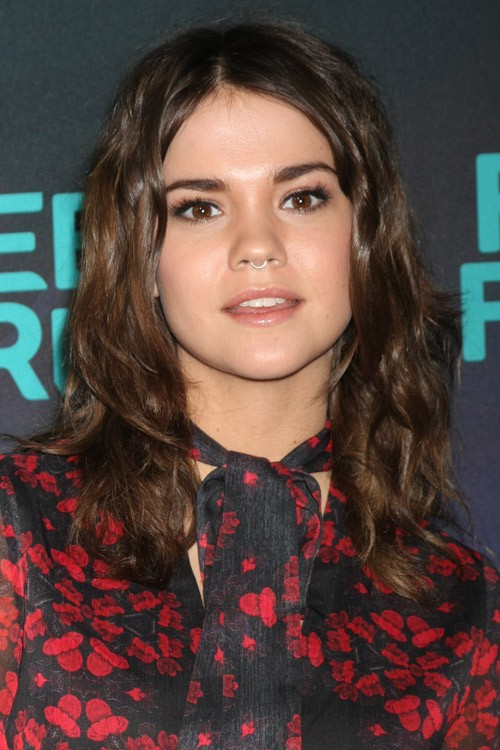 Maia Mitchells Hairstyles Amp Hair Colors Steal Her Style