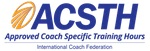 International Coaching Federation ACSTH Approved Coach Specific Training Hours