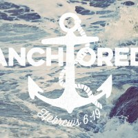 Anchored - Retreat Theme & Graphics Package