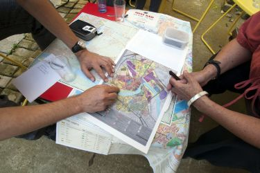 Fact finding and preparation of case studies