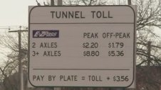 This toll is especially painful with a trailer. But sometimes paying the toll beats sitting in traffic...