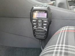 Midland MXT-275 15-watt GMRS radio...