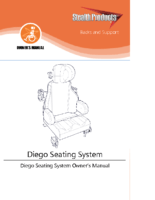 Diego Seating System Owner's Manual