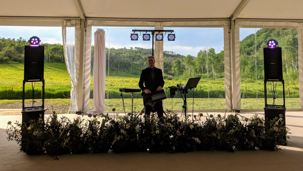 Steamboat Wedding DJ