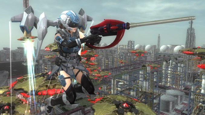 Earth Defense Force 5 Screenshot 3
