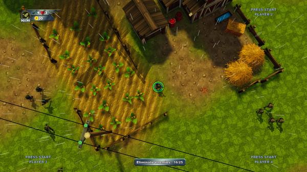 Delta Squad gameplay image