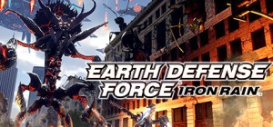 EARTH DEFENSE FORCE - IRON RAIN [FitGirl Repack]