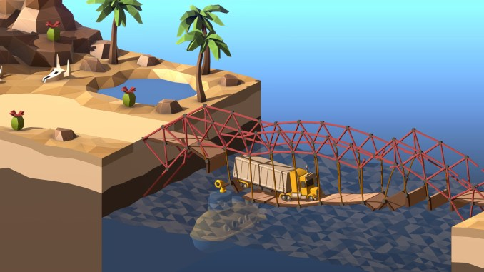 Poly Bridge 2 Screenshot 2