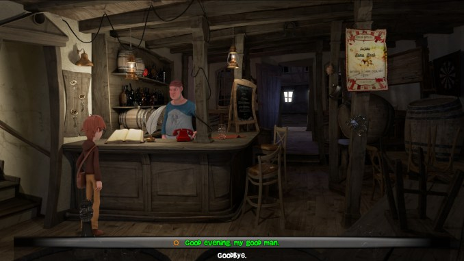 Willy Morgan and the Curse of Bone Town screenshot 3