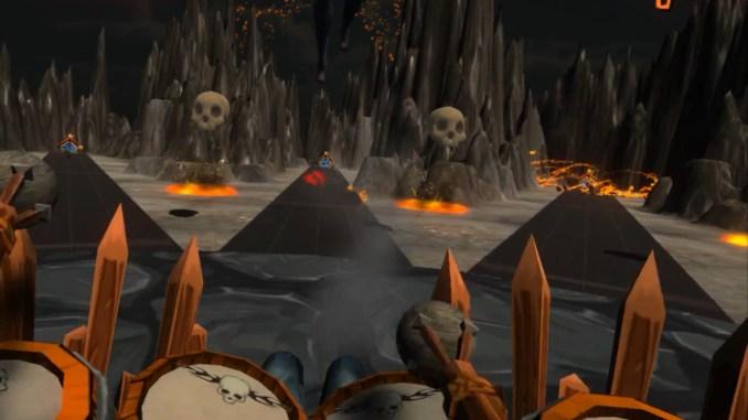 Drums of War screenshot 1