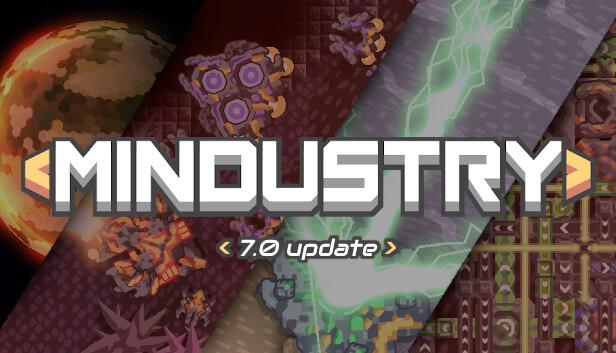 Mindustry on Steam