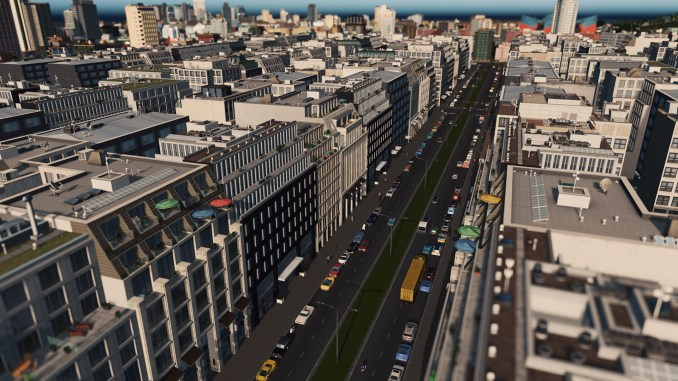Cities: Skylines - Modern City Center Screenshot 2