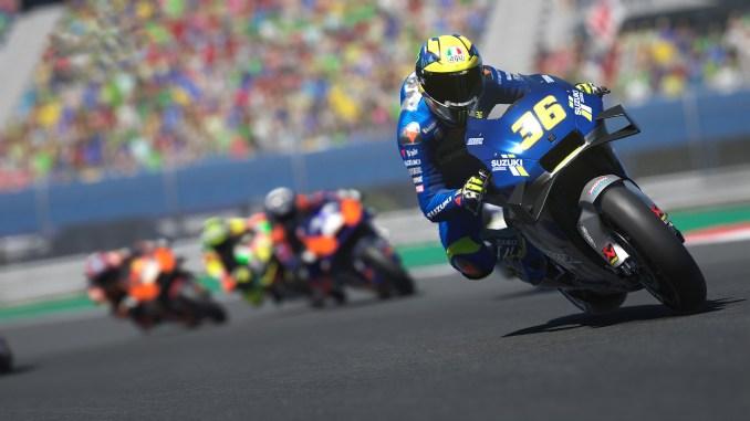 MotoGP 20 Screenshot 1