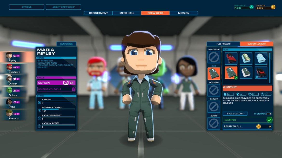 Space Crew on Steam