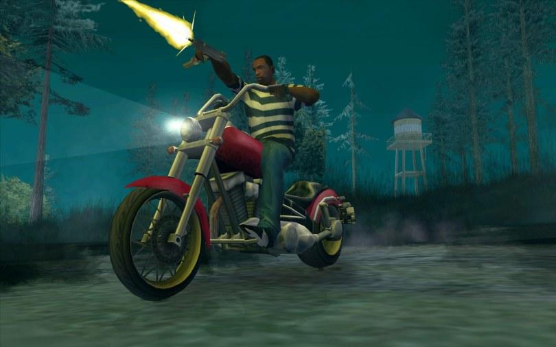 GTA: San Andreas Download Cracked
