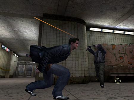 Max Payne 1 Compressed